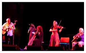 Heartstring Quartet playing at Cork City Hall